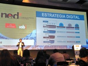 Estrategia digital - NED 2016 Lima, Perú Tristán Elósegui