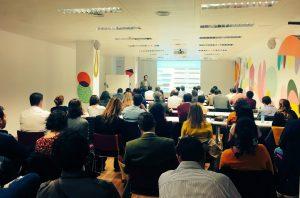 Los pilares de la nueva estrategia en redes sociales - Madrid, abril 2016