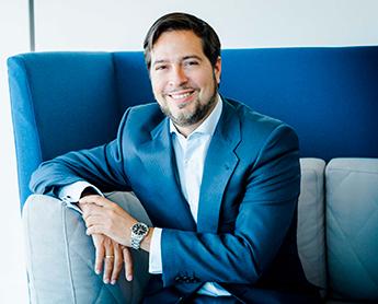 Erik Häggblom - CEO de Carat